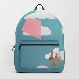 Flying sloth Backpack