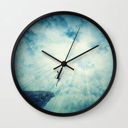 psychokinesis astral travel Wall Clock