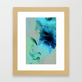 Progressive Things to Come Framed Art Print