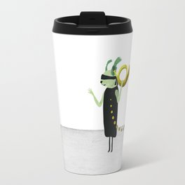 THE INTUITIVE QUEEN Travel Mug