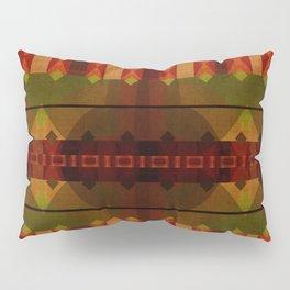 """Full Colors Tribal Pattern"" Pillow Sham"