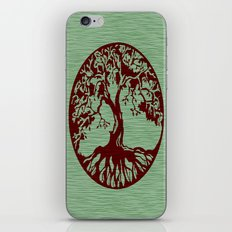 Tree of Life 3 iPhone & iPod Skin