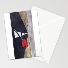 penna macchia Stationery Cards