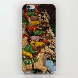 Derby iPhone Skin