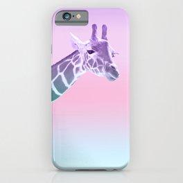 Unicorn Mermaid Giraffe Dream #1 #dreamy #decor #art #society6 iPhone Case