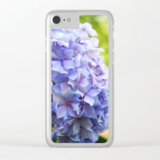 Cream Of The Crop Clear iPhone Case