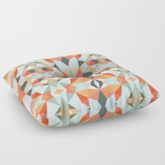 Island Tribal Floor Pillow