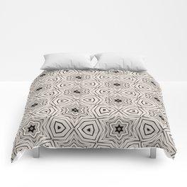 Paper Stars Comforters