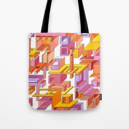 Recess I Tote Bag