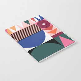 Geometric Festival Notebook
