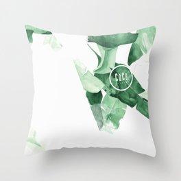 Co.Co. Pilates Throw Pillow