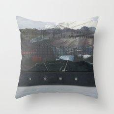 Folsom Street Fair Throw Pillow