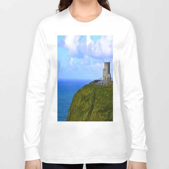 O'Brien's Tower Long Sleeve T-shirt