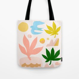 Abstraction_Nature_Beautiful_Day_002 Tote Bag