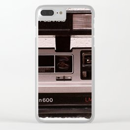Sun 600 LMS, 1983 Clear iPhone Case