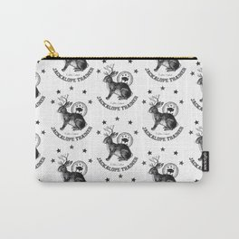 5 star certified jackalope trainer Carry-All Pouch
