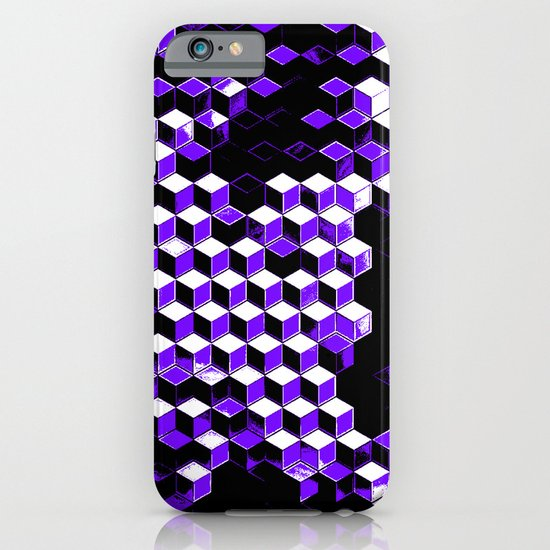 8byx_qbix iPhone & iPod Case