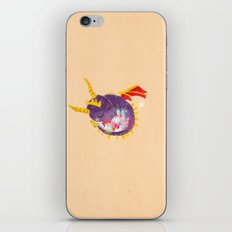 Spyro iPhone Skin