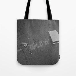 Cold Pizza Tote Bag