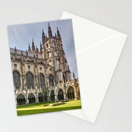 Canterbury Cathedral - England Stationery Cards
