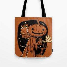 Hallowe'en Box Tote Bag