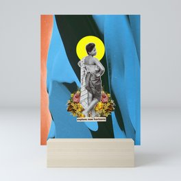 New horizons Mini Art Print