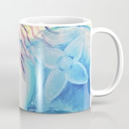 Multi-Color Moon Jelly Explosion Coffee Mug
