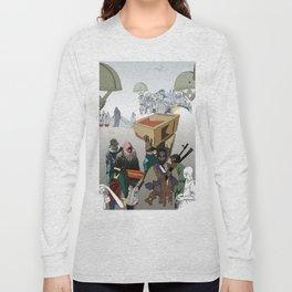 Chaos (2 of 3) Long Sleeve T-shirt