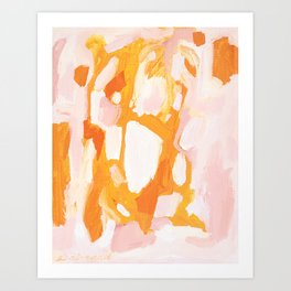 Candy Coated Art Print