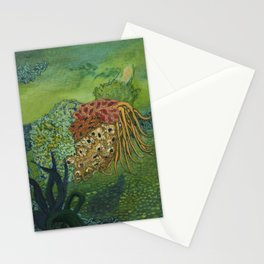 Deep Parts Stationery Cards