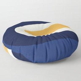 Pastel Sea pattern Floor Pillow