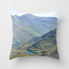 The Luminous World Throw Pillow