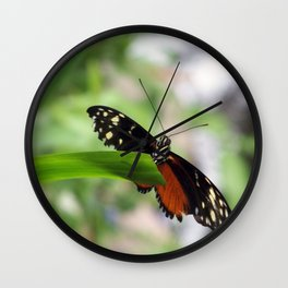 Amazing Moment in Time Wall Clock