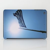 greece iPad Cases featuring Greece. by Cassandra Evelyn