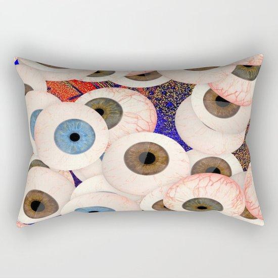 YEUX Rectangular Pillow