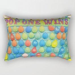 POP Balloons Rectangular Pillow