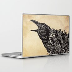 CROW-ded Laptop & iPad Skin