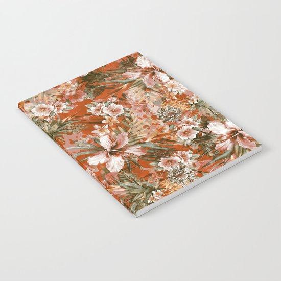 Tropical Orange Notebook