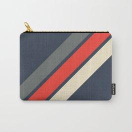3 Retro Stripes #4 Carry-All Pouch