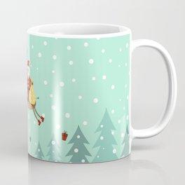 Hello Santa Claus Coffee Mug
