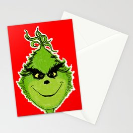 Mean & Green Stationery Cards