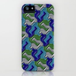 Geometrix 103 iPhone Case