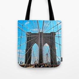 Bridge to Brooklyn Tote Bag