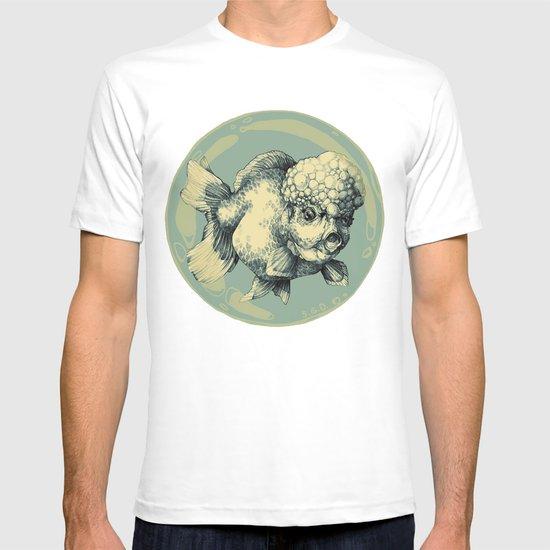 Bubble Head Fish T-shirt
