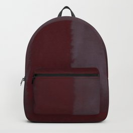 1959 Red on Maroon by Mark Rothko HD Backpack