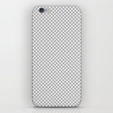 Grid 01 iPhone & iPod Skin