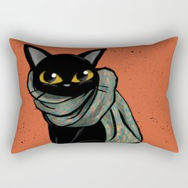 Scarf Rectangular Pillow
