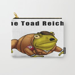 The Toad Reich Carry-All Pouch