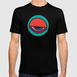 """""""All-nighter"""" Surviving Art School Badge T-shirt"""