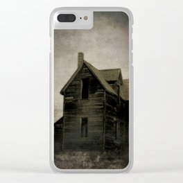 Besides Us Clear iPhone Case